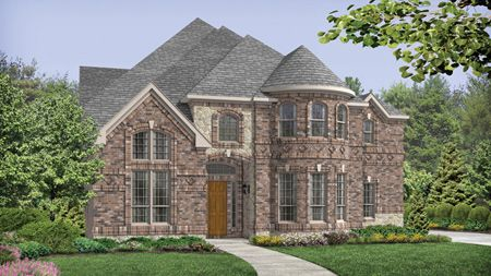 Carter Estates at Coppell by Toll Brothers in Fort Worth Texas