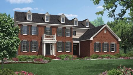 Warrington Glen by Toll Brothers in Philadelphia Pennsylvania