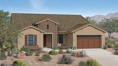 house for sale in Windgate Ranch Scottsdale - Desert Willow Collection by Toll Brothers