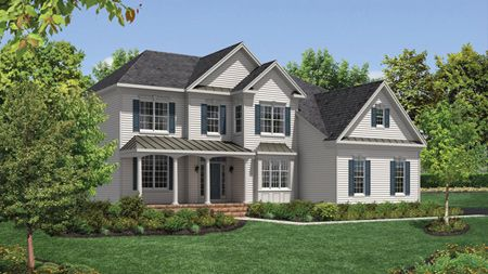 Preserve at Hilltown by Toll Brothers