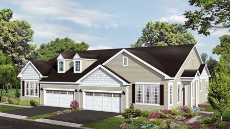 Walnut Classic - Regency at Prospect: Prospect, CT - Toll Brothers