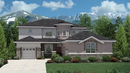 The Hills at Parker by Toll Brothers in Denver Colorado