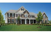 Hampton - Dominion Valley Country Club - Estates: Haymarket, VA - Toll Brothers