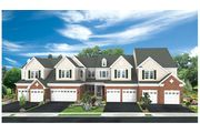 Eastport - Bowes Creek Country Club - The Townhome Collection: Elgin, IL - Toll Brothers