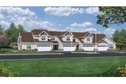 Hickory - Newtown Woods - Townhome Collection: Newtown, CT - Toll Brothers