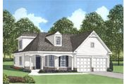 Lincoln Traditional - 2 story - Traditions of America at Silver Spring: Mechanicsburg, PA - Traditions of America