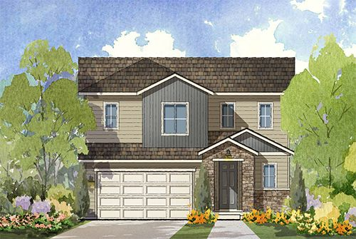 Prelude Collection at Terrain by TRI Pointe Homes in Denver Colorado