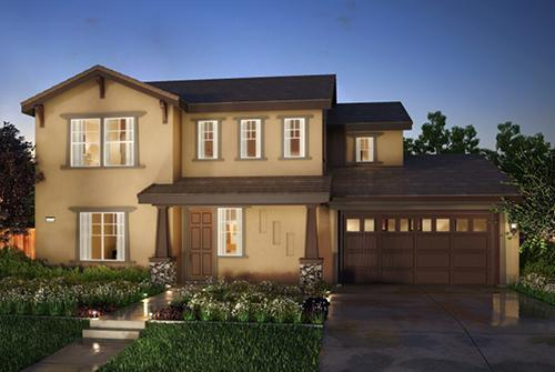 Hawthorne at Barrington by TRI Pointe Homes in Oakland-Alameda California