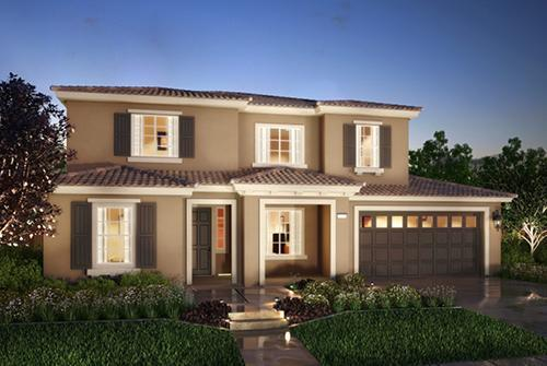 Berkshire at Barrington by TRI Pointe Homes in Stockton-Lodi California