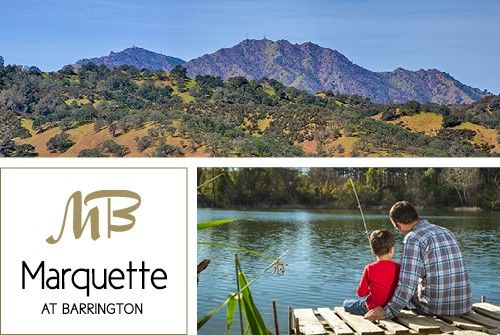 Marquette at Barrington by TRI Pointe Homes in Oakland-Alameda California