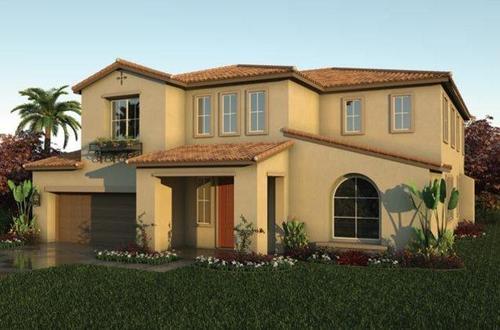 Topazridge at Riverwalk Vista by TRI Pointe Homes in Riverside-San Bernardino California