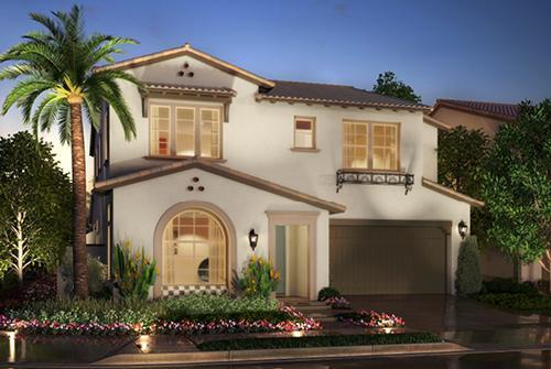 Truewind by TRI Pointe Homes in Los Angeles California
