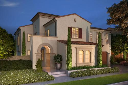 Messina at Orchard Hills by TRI Pointe Homes in Orange County California