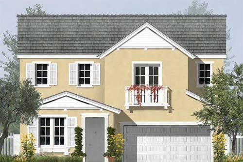 St. James at Park Place by TRI Pointe Homes in Orange County California