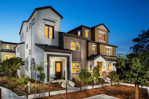 Momentum at Pace by Trumark Homes in San Jose California