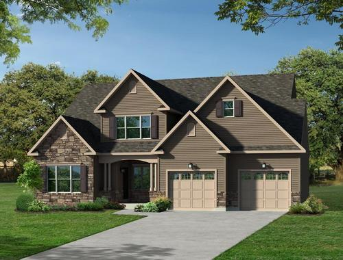 house for sale in Pheasant Ridge Estates by Tuskes Homes