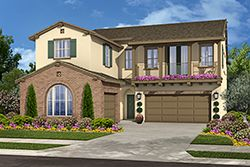 Van Daele's Verona and Sorrento by Van Daele Homes in Riverside-San Bernardino California