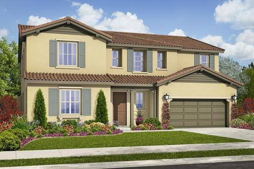 Waterpointe at River Islands by Van Daele Homes in Stockton-Lodi California