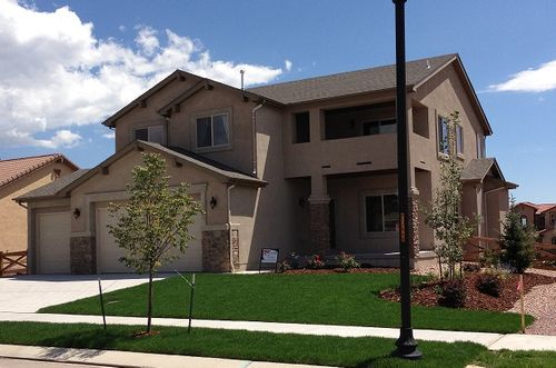 house for sale in Flying Horse by Vanguard Homes - Colorado
