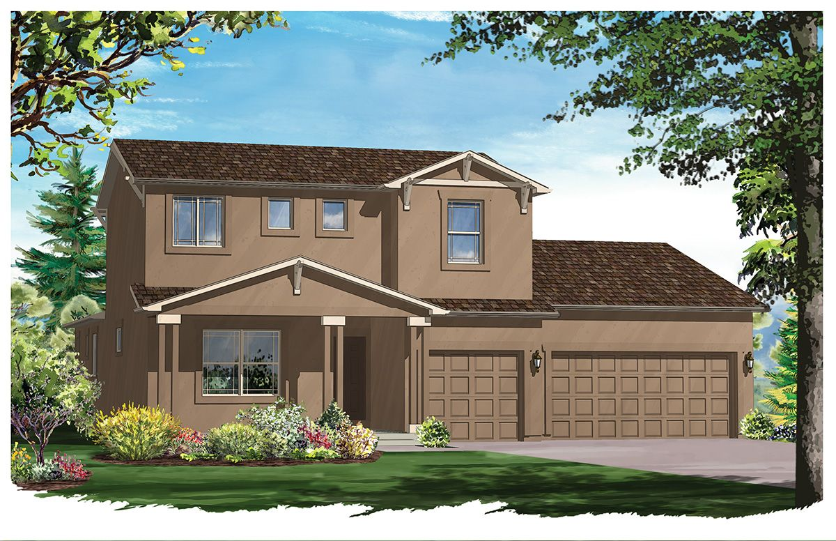 vantage homes cordera massey ii 1090265 colorado springs co new home for sale homegain