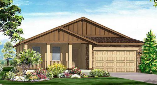 Banning Lewis Ranch by Vantage Homes in Colorado Springs Colorado