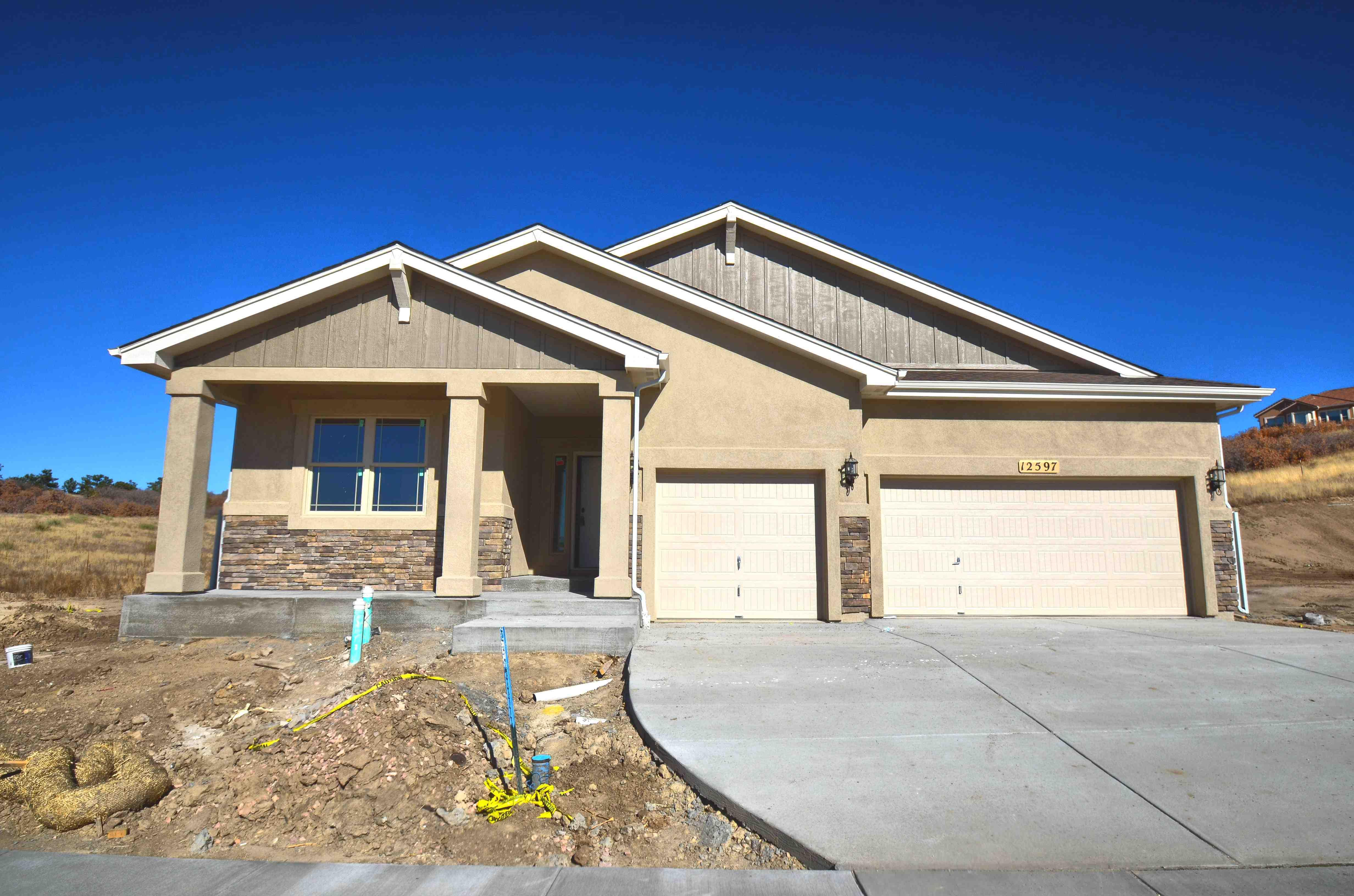 12597 Pensador Drive, Colorado Springs, CO Homes & Land - Real Estate