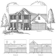 The Glens at Creek Side by Venture Homes, Inc.