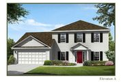 The Elcott - Lawton Station: Bluffton, SC - Village Park Homes