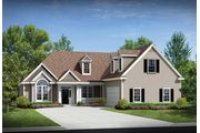 The Stockton - Lawton Station: Bluffton, SC - Village Park Homes