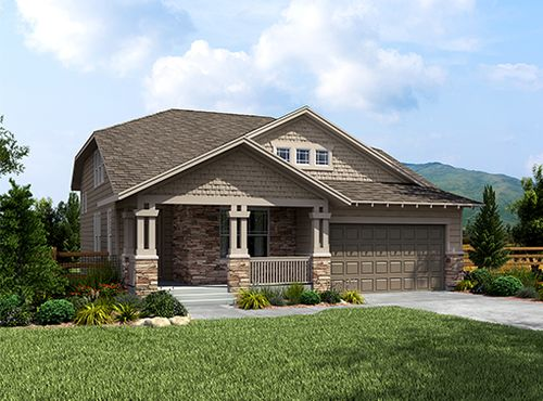 Leyden Rock by Village Homes in Denver Colorado