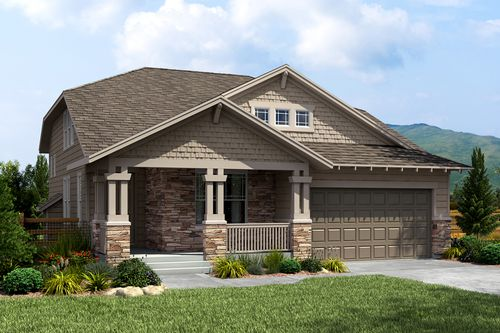 The Lakes at Centerra by Village Homes in Fort Collins-Loveland Colorado