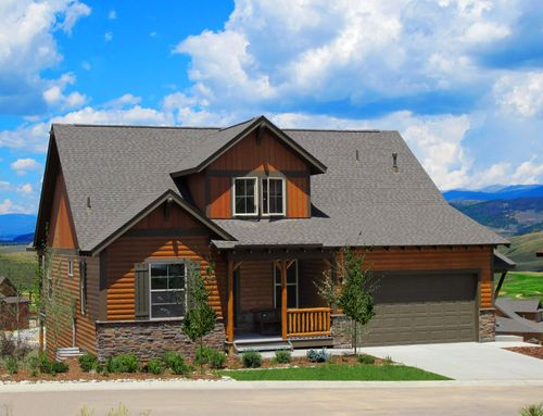 Granby Ranch by Village Homes in Boulder-Longmont Colorado