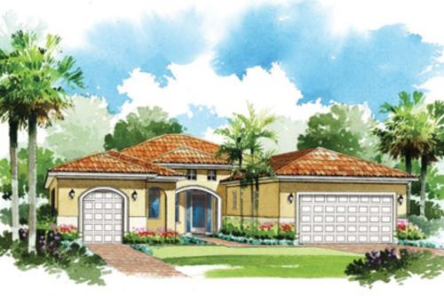 house for sale in Pelican Preserve by WCI Communities