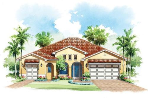 Hampton Park at Gateway by WCI Communities in Fort Myers Florida