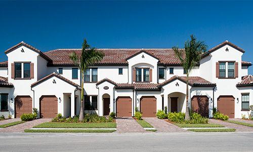 Multi Family for Sale at Livingston Lakes - Coach Home Residence 203 15161 Palmer Lake Circle Naples, Florida 34109 United States