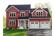 The Whitin - Brookmeadow Village: South Grafton, MA - WGB Homes