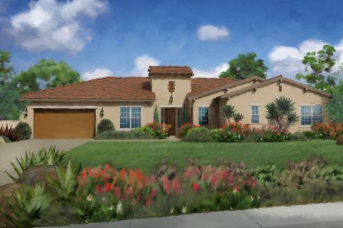 Warmington at Stellan Ridge by Warmington Residential in Riverside-San Bernardino California