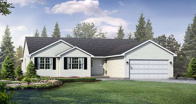 Single Family for Sale at Wayne Homes Pittsburgh Build On Your Lot - Stafford 7116 Rt. 22 Greensburg Greensburg, Pennsylvania 15601 United States