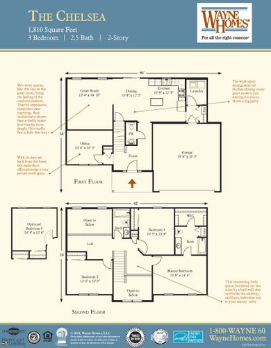 Chelsea Floorplan