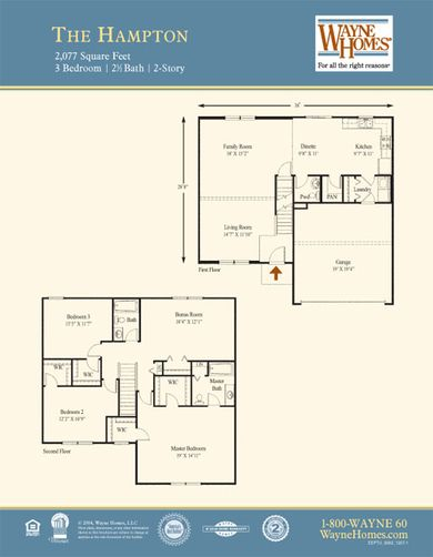 Hampton Floorplan
