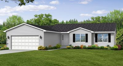 McAllister - Wayne Homes Portage: Ravenna, OH - Wayne Homes