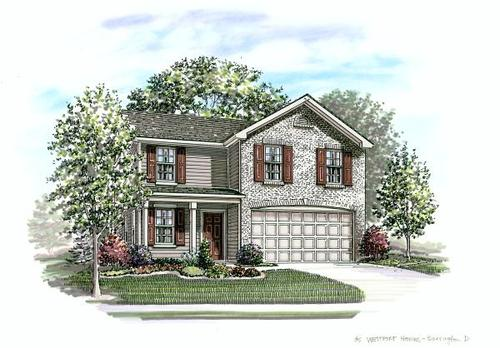Hidden Pointe by Westport Homes in Fort Wayne Indiana