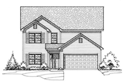 Shearwater by Westport Homes in Fort Wayne Indiana