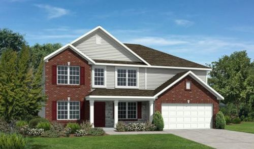 Valencia by Westport Homes in Fort Wayne Indiana