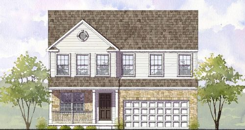 house for sale in Dorchester by Westport Homes of Columbus