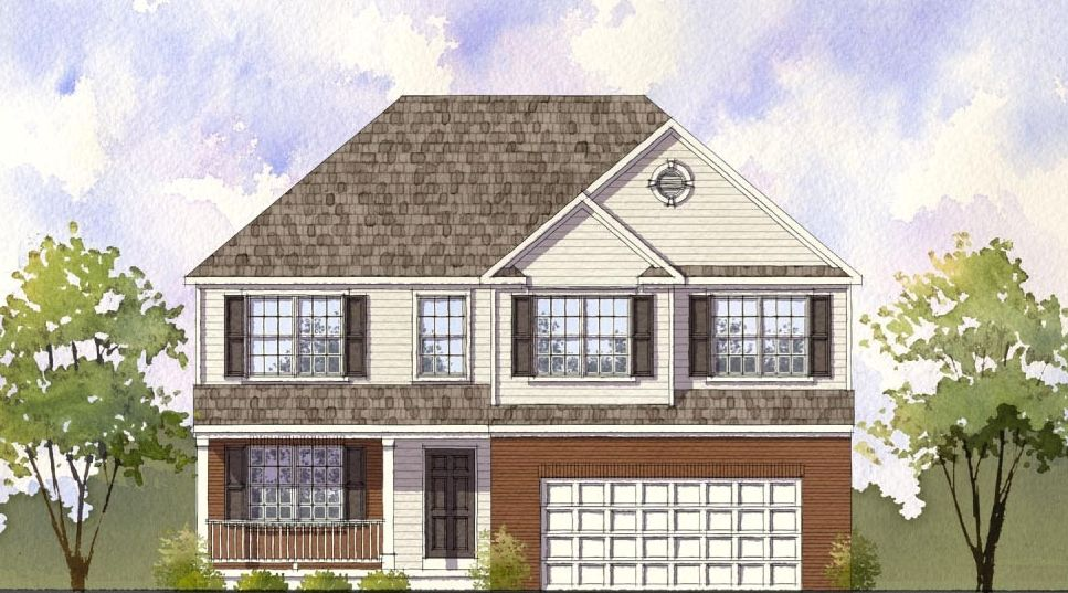 Ellington Village by Westport Homes of Columbus