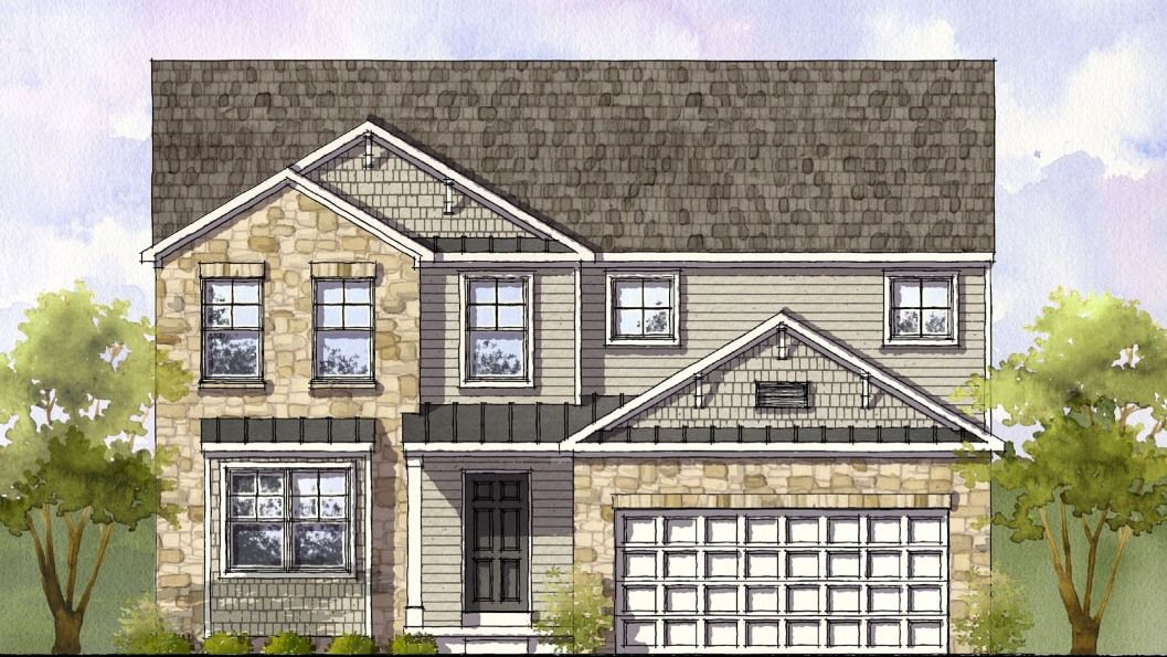 Woodbine Village by Westport Homes of Columbus