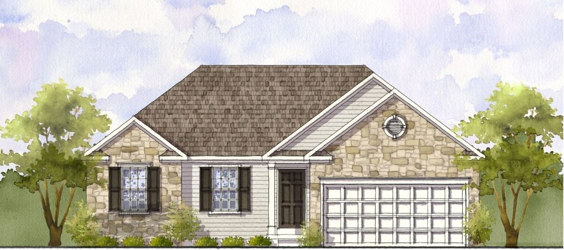 Baxley - Sunbury Meadows: Sunbury, OH - Westport Homes of Columbus