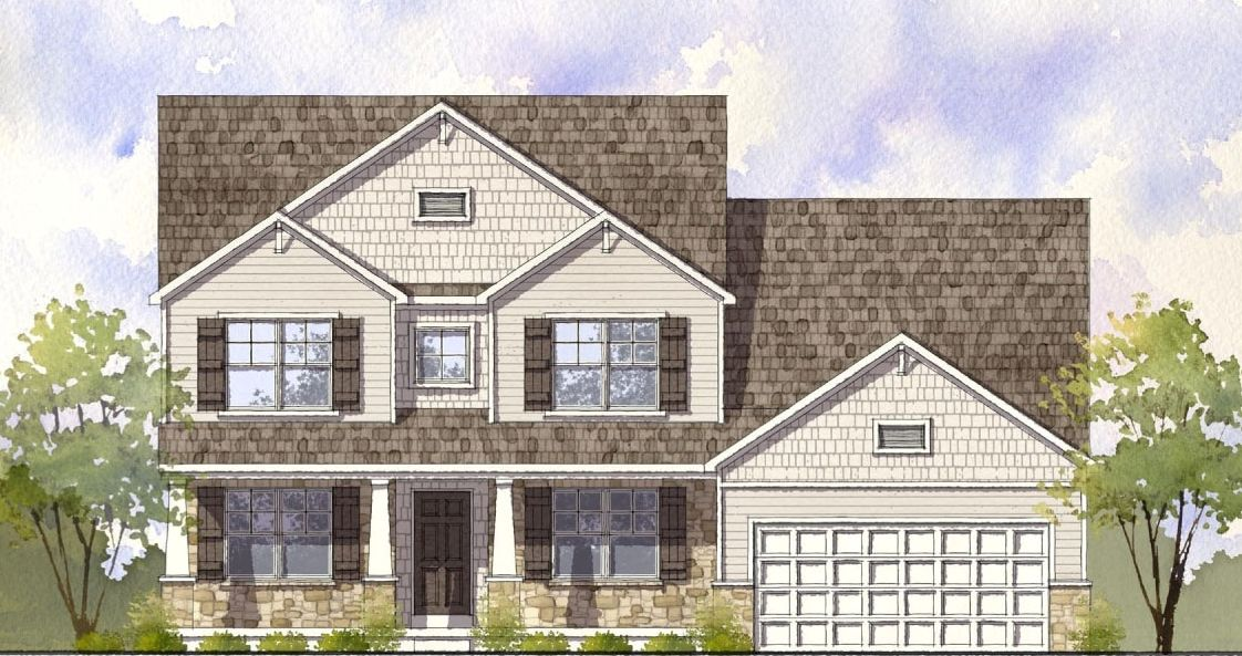Sagamore Pond by Westport Homes of Columbus