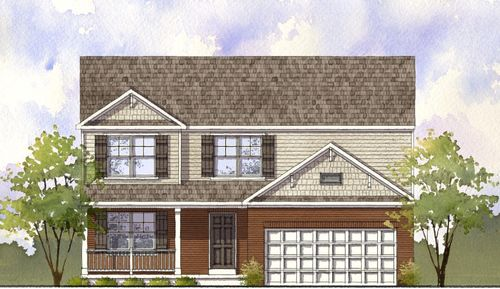 Dorchester by Westport Homes of Columbus in Columbus Ohio